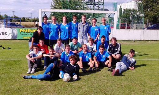 AFK LoKo dorost A + B - GAMA CUP - 28.6.2014
